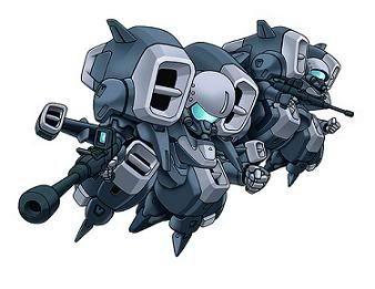 SD Gundam Online Capsule Fighter