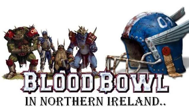 The Northern Ireland BloodBowl League Experience