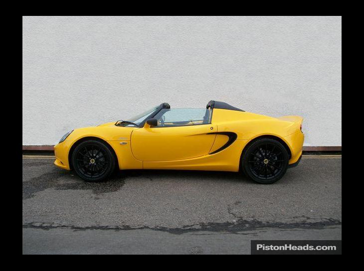 "LOTUS ELISE MY 2011 ""CLASSIC"" O LOTUS ELISE MY 2011 ""CR"" Lotus-elise-s2-S424502-3"