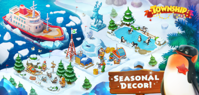 Regatta Collection: Seasonal Decor 09-land_of_snow_and_ice