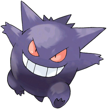 Equipos Pokémon de vuestros personajes Gengar