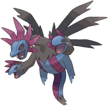 Equipos Pokémon de vuestros personajes Hydreigon