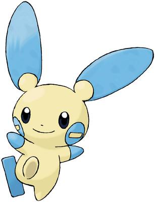 pequeños pokemon... grandes aventuras - Página 3 Minun