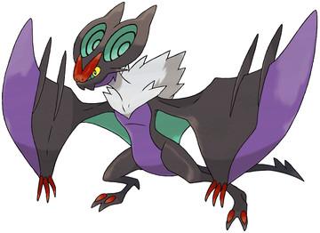 Equipos Pokémon de vuestros personajes Noivern