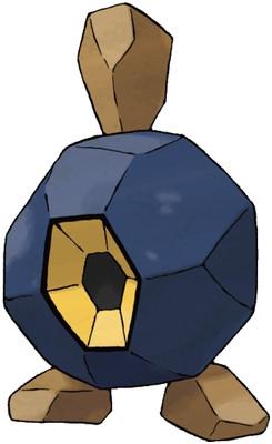 Sobre Pokemons / Digimons e Animes dos anos 90 e 2000 Roggenrola