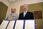 Tratado de Múnich de 1938 llegó a Praga por primera vez Mnichovska_dohodax