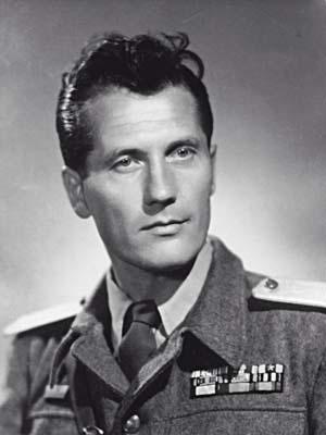 Filip Jánský combatió en la guerra aérea contra los nazis Jansky_filip
