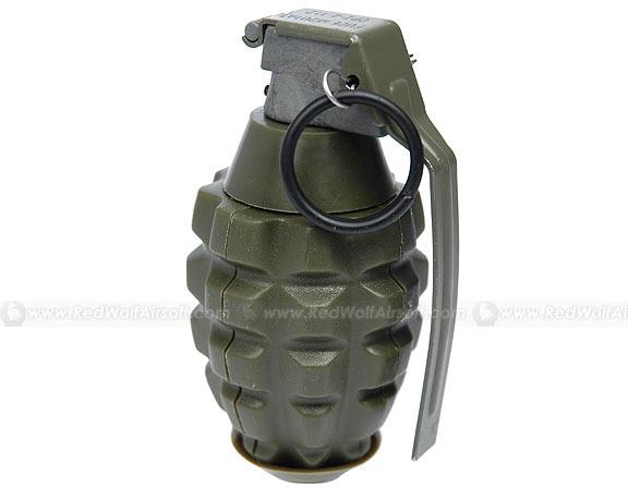 grenade Deep fire DF-GRND-MK2-L
