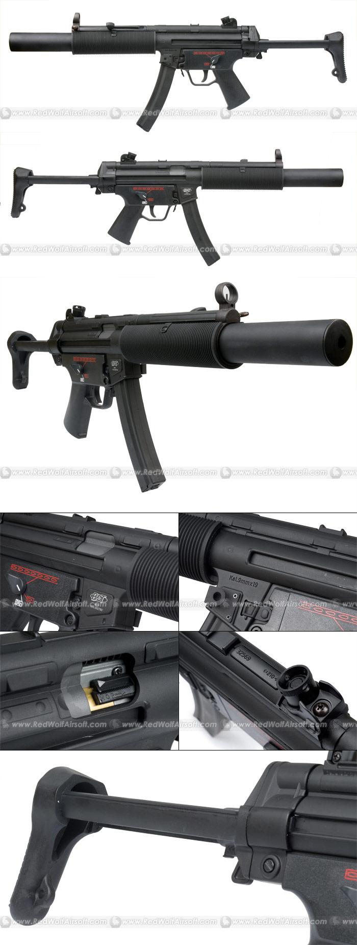 [CA] mp5 sd6 b&t MP010M-L