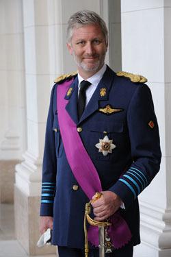 300 бельгийцев и принц-куратор Герцог Брабантский шефствует над внешней торговлей Tiff_princ