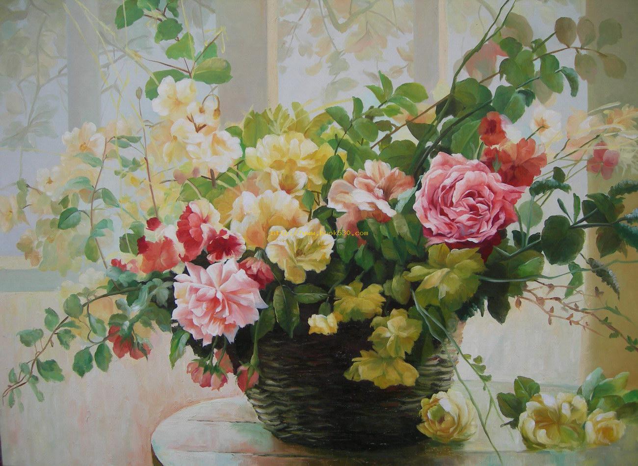 لوحات فنية تحكي عن الطبيعة 48691