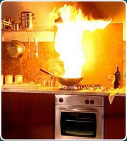 تجنبي الحوادث بمطبخكـ بالصور 55998