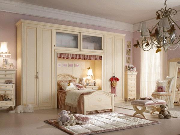 غرف نوم رائعة للبنات غرف نوم بنات فخمة وانيقة 2014 271914