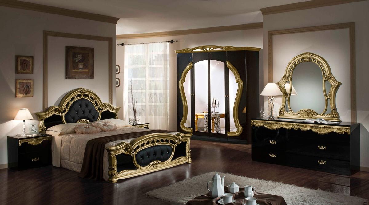 غرف نوم غاية بالفخامة والاناقة 273120