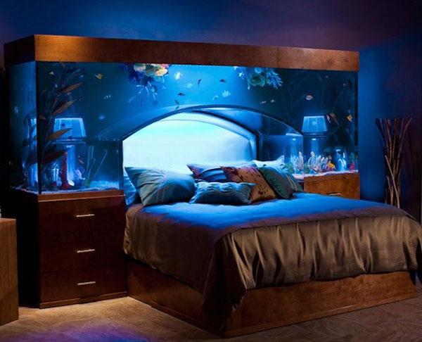 تصاميم غريبة لكن انيقة لغرف النوم  297475
