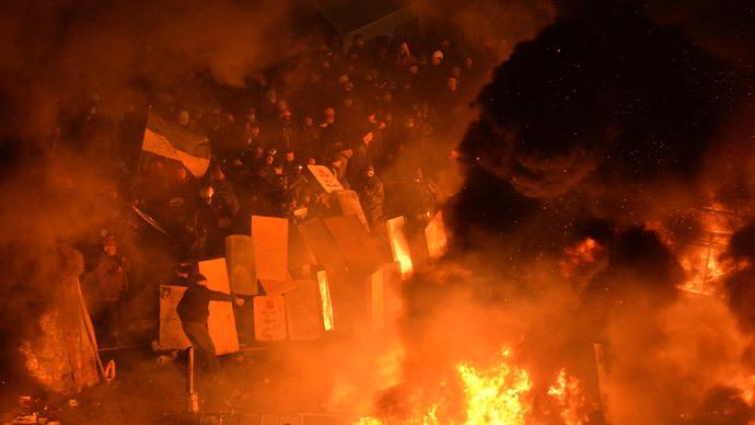 monde - La crise ukrainienne accélère la fin d'un monde unipolaire... Ukraine-18.si