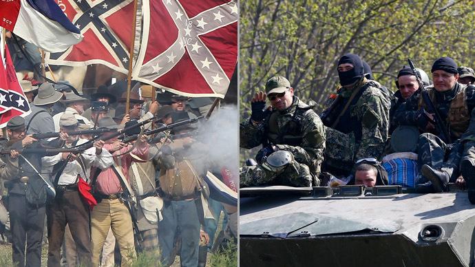 Cohen on Ukraine civil war: 'Lincoln didn't call Confederates terrorists' 111111.si