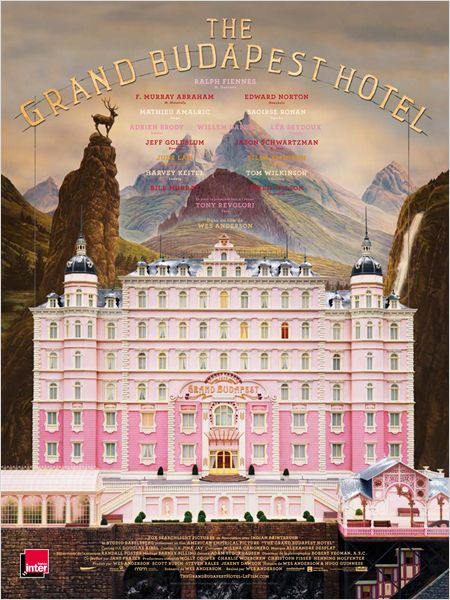 The Grand Budapest Hotel Affich_25468_1