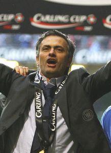 Mourinho is new Inter boss JoseMourinho_917934