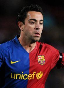 Lojtaret e Barcelones XaviBarcelona_1859349