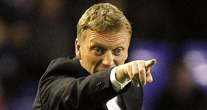 Everton 4 (Gueye, Pienaar, Osman, Anichebe) Sunderland 0 Everton-v-Chelsea-David-Moyes-points_2670585