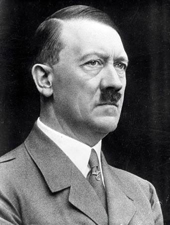 الزعيم الألمانى أدولف هتلر 070221_CL_HitlerEX