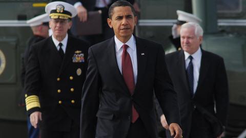 Le nucléaire en Iran ...!? AFP_090301mullen-obama-gates_8