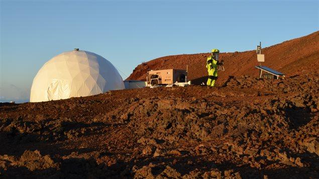 Mars One : Une mission aller seulement sans possibilité de retour ! 130814_l069h_mars-simulation-hawaii_sn635