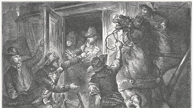 La fuite vers Montmédy et l'arrestation à Varennes, les 20 et 21 juin 1791 131015_026wa_arebours_antoinette_sn635
