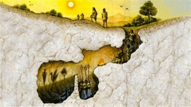 La caverne de Platon 161209_4r4ra_dessine_caverne_sn635
