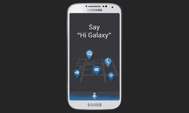 S Voice/Hlasové vyhledávání/ Samsung-S-Voice