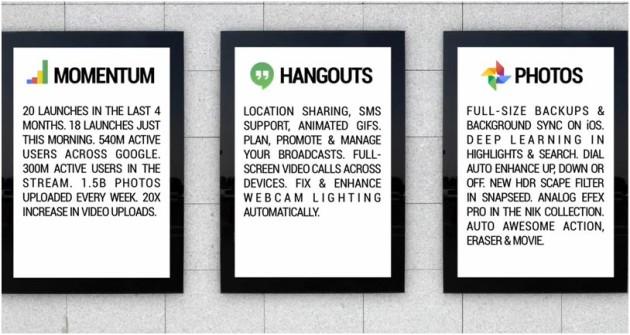 [A Morning with Google+] Google+ intègre 18 nouvelles fonctionnalités dont Auto Awesome Movies, Auto Action, Auto Eraser... Google_Plus_Event_Changes-630x335