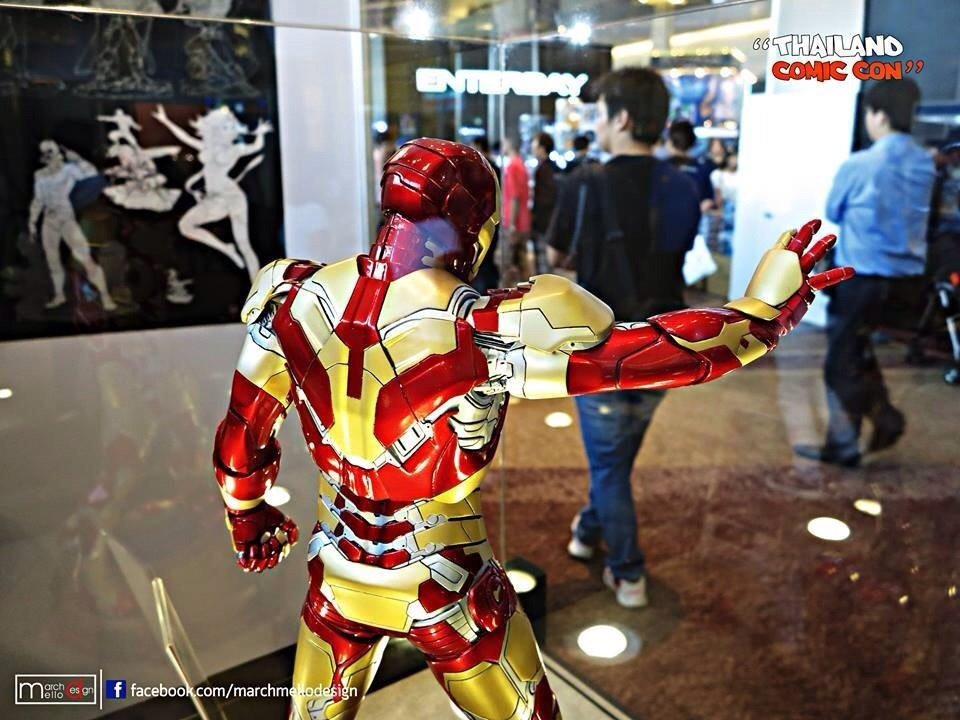 Premium Collectibles : Iron man MK XLII Y6unuby2