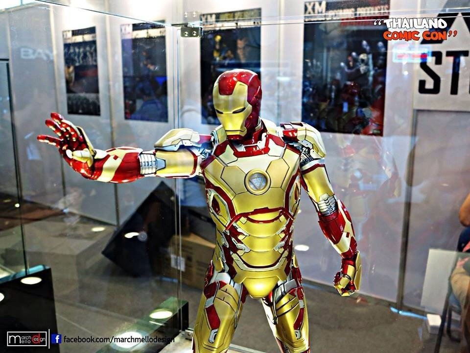 Premium Collectibles : Iron man MK XLII Yba7e5aj