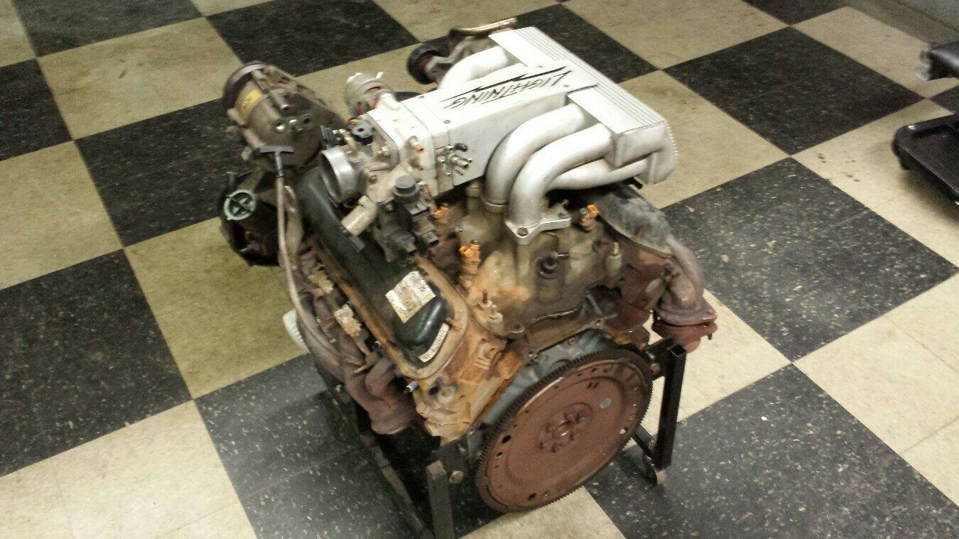 FS: Original 351 Lightning Engine, Complete from the Throttle Body to the Oil Pan (94 / 112k)  9uqa9yby