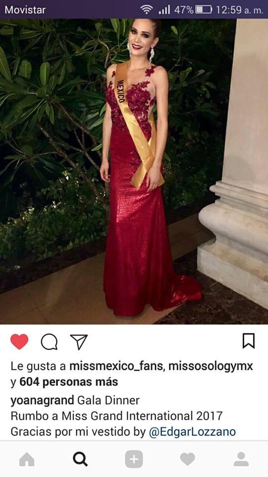 yoana gutierrez, top 20 de miss grand international 2017. - Página 5 22310500-1691204484257305-8953393092995762058-n