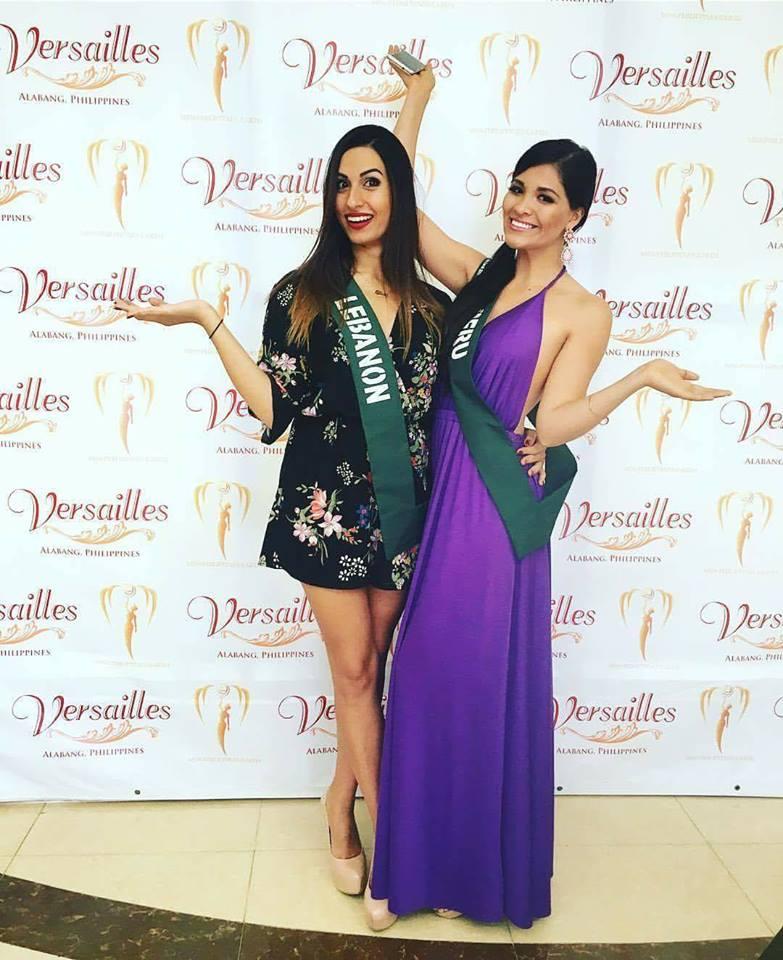karen isabel rojas, miss tourism world peru 2019/top 20 de miss asia pacific international 2018/miss earth peru 2017. - Página 4 22366645-781621648709899-5552835083027336254-n