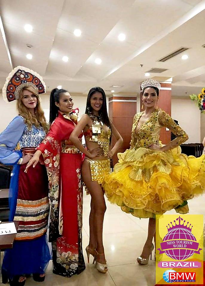 brasil, 1st runner-up de miss tourism world 2017. 22448410-2097358176957130-8406330388137362939-n