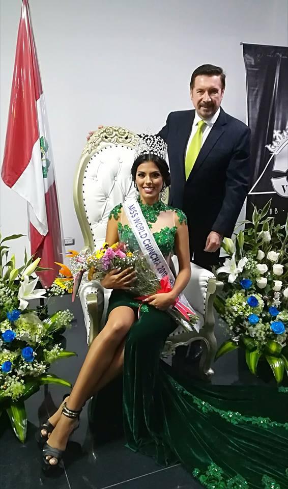 #MissWorldPeru2018 | Continúan con la coronación oficial de las candidatas a Miss World Perú 2018.  29512465-10156271070307258-3202588789077797098-n