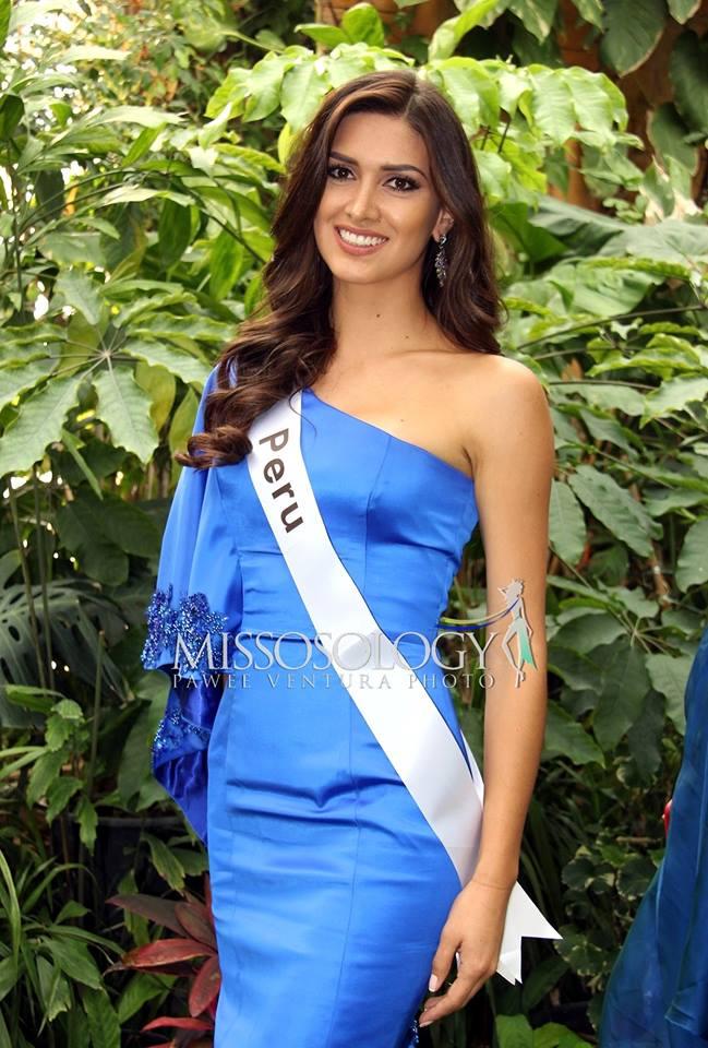 kelin rivera kroll, top 10 de miss universe 2019/2nd runner-up de miss eco international 2018/world miss university 2016. - Página 3 30698651-2117908931558693-66951698261737472-n