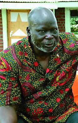 غموض العلاقات السودانية الأمريكية Garang
