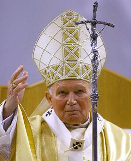Symbolik rund um Saturn Saints_pope_johnpaul