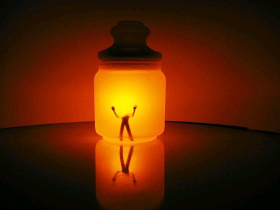 L'homme et le Soleil ... Sun_jar_sun_bottle_yellow_sun_man