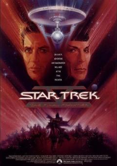 Star Trek V [20ème Anniversaire] Stvposter-t