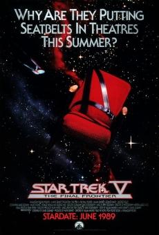 Star Trek V [20ème Anniversaire] Stvpostert-t