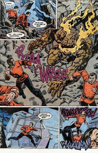 Star Trek V [20ème Anniversaire] Stv-comicpage