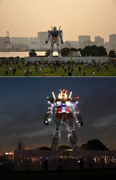 Monumen Gundam 08-uphaa