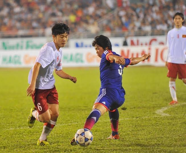 Việt Nam tái ngộ Nhật Bản tại giải U19 Đông Nam Á Unnamed