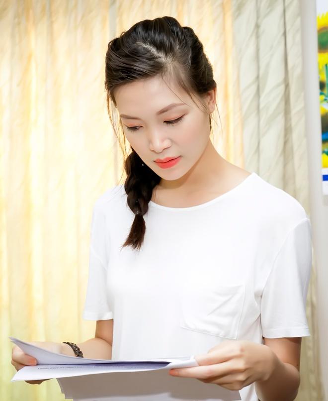 Hoa hậu Thùy Dung tặng quà trung thu cho bệnh nhân nhi Hoahauthuydung7