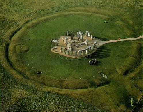 10 điểm đến bí ẩn nhất nước Anh Stonehengeengland